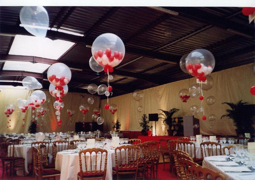 ballons explosifs (photo non contractuelle)